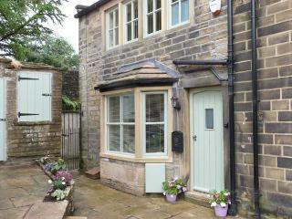 CHLOE'S COTTAGE, luxury, stone-built cottage, central location, parking and cour
