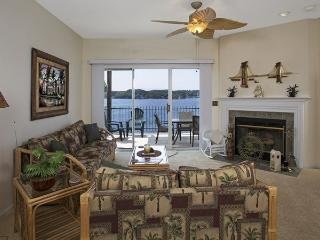 Harbour Towne E-103 - Stunning Corner Unit Condo with 7.5 mile Lake Views! 1.5 MM Osage Main Channel, Lake Ozark