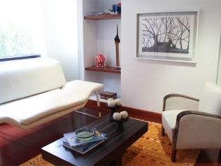 Stylish Studio Apartment in Zona T, Bogota