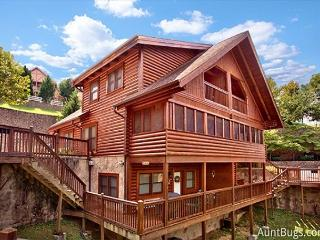 A Mountain Endeavor #282- Outside View of the Cabin