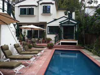 Brentwood Village Home with Pool on Quiet Street, Los Angeles