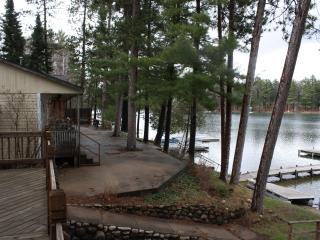 10 Steps to the Water  Waupaca Chain O'Lakes #3
