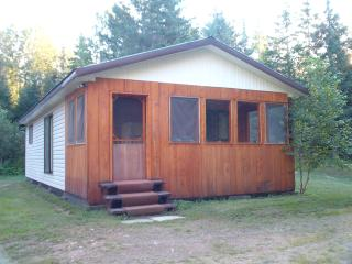 Kargus Off-Grid 350 acres Scenic Homestead Cabin Retreat!, Bancroft