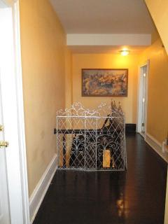 hallway upstairs
