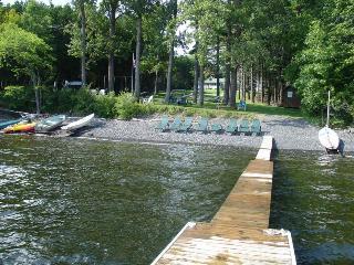 Tree Tops dock