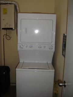 Gas Washer Dryer