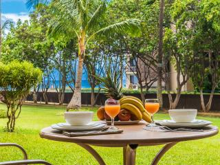 Oceanview Condo 110  Kaanapali Shores- Ocean view with every amenity