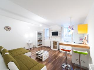 Modern and new apartment in the center of Zagreb , on British square