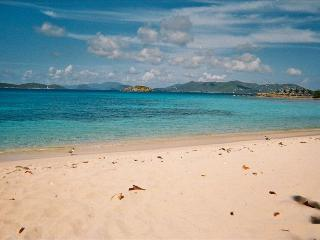 Beautiful Sapphire Beach - St Thomas' Best, East End