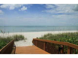 Naples Florida Paradise Condo right on the Beach, Napels