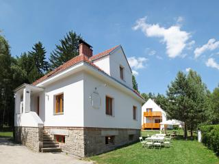 2 Cosy villas by lake and forest, 1 km to golf