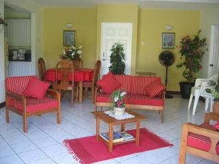 Living/Dining area Unit 1