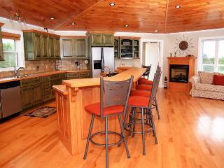 Open Kitchen/Livingroom