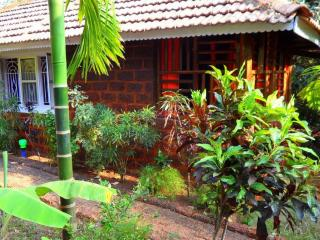 Cottage London 4 along Coconut & Banana Tree's, Gokarna