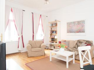 Enjoy Vienna in our calm, centrally located flat
