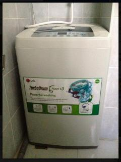 Digital washing machine (90% Dry)