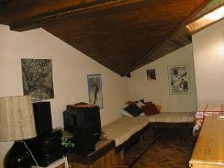 pistes de deux chambres sur le ski, tennis et piscine - St Gervais - plaque Pierre - Bettex, Saint-Gervais