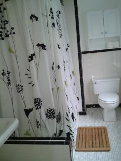 en-suite master bath