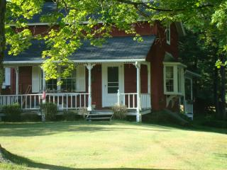 Country Cottage on hill, Susquehanna