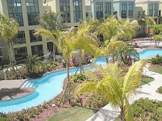 Aquatika A water Park Resort - Garden Apartment, Loiza