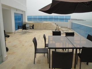 AMAZING LUXURY PENTHOUSE WITH MILLION DOLLAR VIEWS, Cartagena