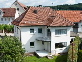 Vacation Home in Albstadt-Onstmettingen - 1561 sqft, central, quiet, convenient (# 4115)
