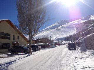 Ski in/out apartment in La Parva, Chile, with wifi and wonderful vistas