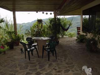Lovely home on farm near Turrialba