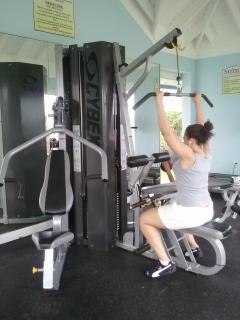 GUEST USING GYM