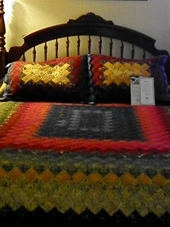 Comfy Quilts at Carlisle Inn