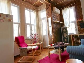 Cozy apt in Historic Building, Istanbul