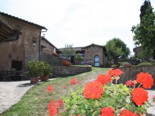 Spacious Apartment Il Picchio in Siena countryside