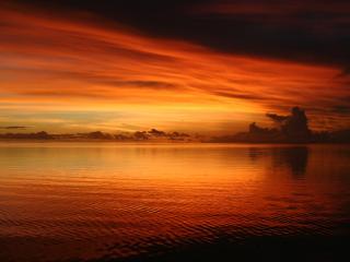 Matira Sunset