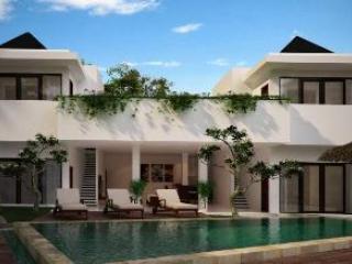 Nice Villa Minimalist Bali 4bd