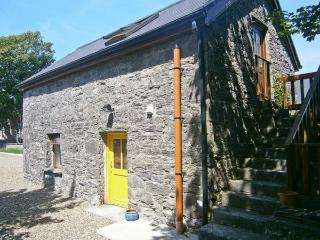 THE GALLERY, romantic retreat, mutli-fuel stove, in Ballinderreen, near Galway