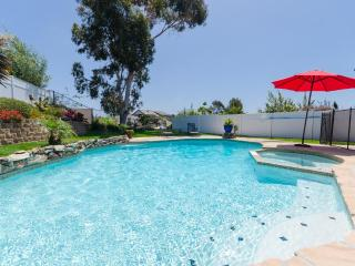 3 Min to Beach Kid-Friendly Home, Private Pool/Spa