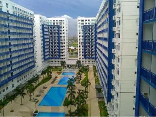 Sea Residences Condo fully furnished w/ balcony, Pasay