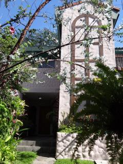 Interior facade of the house