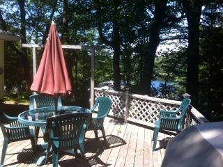 Ludington Vacation Home Sleeps 7 Hamlin Lake View