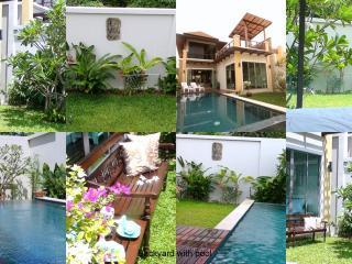 3 Bed Private Pool Villa, Near Beach and Laguna, Si Sunthon