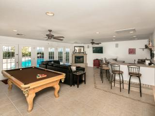 Luxurious 3bed/3bath home w/ POOL & huge bar area