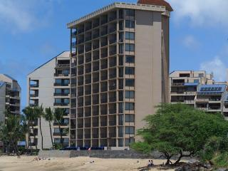 Maui, Hawaii 1BR 2bath Oceanfront Kahana Beach