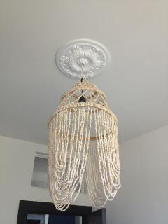 Peruvian handicrafts lamps