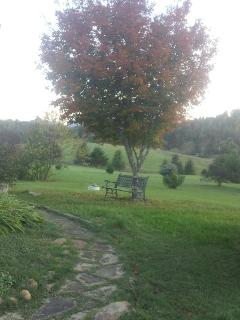 Brittany's Mountain Retreat~ Peaceful Path