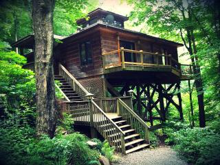 Zen Mountain House / Cabin 25 mi from Asheville, Marshall