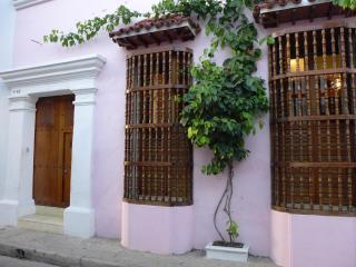 ROMANTIC COLONIAL HOUSE INSIDE WALLED CITY (SAN DIEGO)