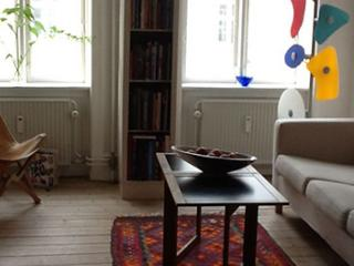 Charming Copenhagen apartment in nice area at Oesterbro, Copenhague