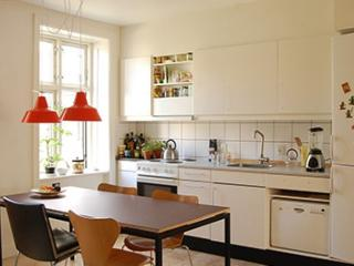 Newly renovated Copenhagen apartment near Enghave, Copenhague