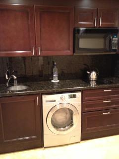 WASHER AND DRYER COMBO FROM LG