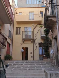 View of house from Corso Vittorio Emanule
